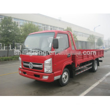 Camion léger 4X2 à conduite à gauche de 4 tonnes (4X4 disponible)