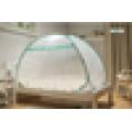 Rede de Mosquito Triturada com Insecticida com Canopy Rede de mosquito dobrado com porta