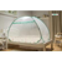 Canpopy Инсектицид обработанный Москитная сетка сложенная противомоскитная сетка с дверью