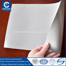 1.2mm 1.5mm 2mm espessura pvc cave membrana impermeável