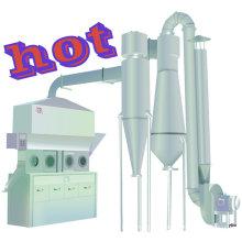 Horizontal Fluidizing Dryer for Foodstuff Industry