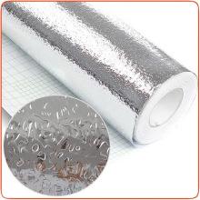 Adhesivos autoadhesivos de papel de aluminio antifugas
