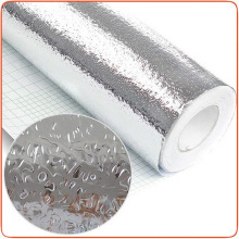 Anti-oil Aluminum Foil Self-adhesive Stickers