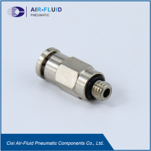 Air-Fluid Centralized Lubrication Systems Fittings Straight Connector
