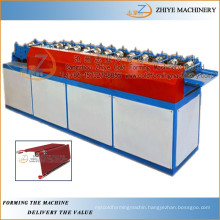 steel & metal roll-up shuttering door roll forming machine/rolling door making line