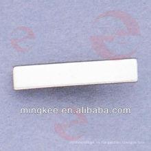 Etiqueta de placa de metal para bolsa / bolso (N22-704B)