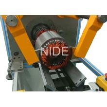 Tipo horizontal Máquina de lavado de la bobina del estator del motor que inserta la máquina