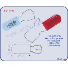 vedação de cadeado para uso de segurança BG-R-001