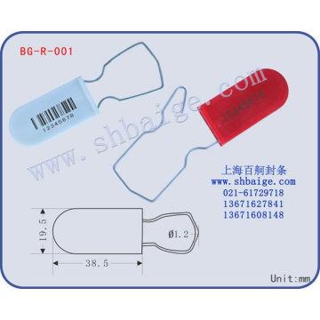 Vorhängeschloss Gütesiegel BG-R-001