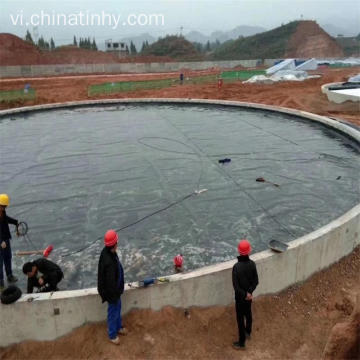 1mm pond polyethylene swimming pool hdpe geomembrane