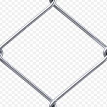 L'usine chinoise fournit la clôture de la chaîne avec un certificat de qualité ISO