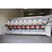 Machine fonctionnante multifonctionnelle de broderie d'ordinateur de 8 têtes Chine Prix Wy908 / 1208