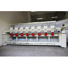 Multi preço funcional Wy908 / 1208 de China da máquina do bordado do computador de 8 cabeças