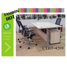 Büromöbelsystem elektrische rechteckige 2 Bein Tischlift System