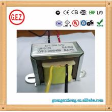Transformador de cobre puro RoHS Ei 57 35 Transformador De Potência