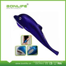 Nouveau marteau de massage corporel double tête infrarouge Dolphin Maxtop