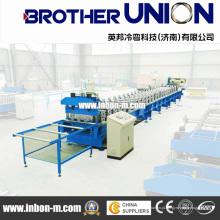 Rolo de placa elevado automático do reforço Ibr que dá forma à máquina