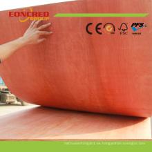 Madera contrachapada comercial del embalaje de 2m m-30m m para el embalaje de la plataforma