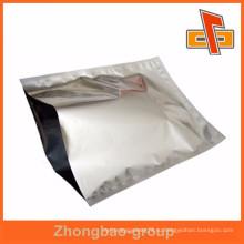 Ламинированные серебряные мешочки с теплоизоляцией из майлара