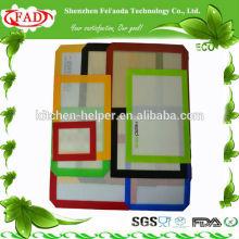 FDA Silicone bakeware Non-Stick bread mat pizza mat Baking Mat, free sample