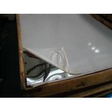 304 8k отделка холодной Ролле лист нержавеющей стали для украшения
