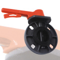 Fresh Material UPVC Butterfly Valve EPDM Rubber Ring