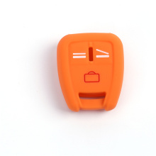 Färgglada Opel 3 Knappar Silicone Car Key Cases