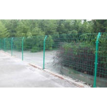 Galvanized & Plastic Coated Bilateral Welded Wire Mesh