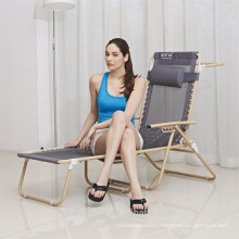 Folding Beach Chaise Lounge Chair Folding Beach Chair With Footrest