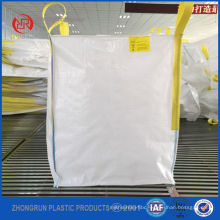 Breathable Feature Side-Seam Loop sugar bag 1000kg Hebei jumbo big bag manufacture