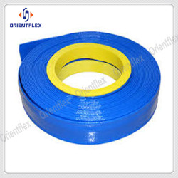 Agricultural Irrigation PVC High-Intensity layflat hose