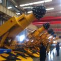 coal mine roadheader tunnel boring machine