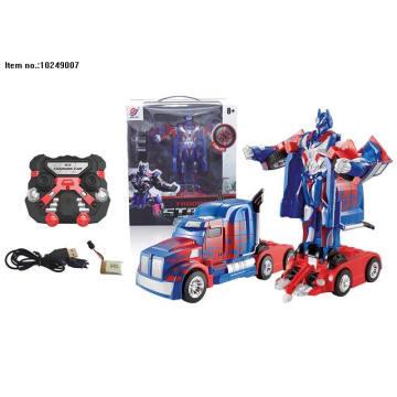 2.4GR / C Deformation Cargo Truck Spielzeug für Kinder