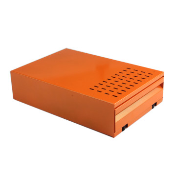 Orange Coffeeware Series Coffee Knock Box für Kaffee