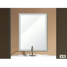 Factory supplier 3-5 mm silver hotel bathroom mirror