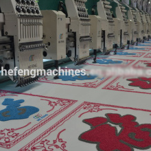 Chenille embroidery machine