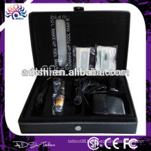 Permanent hot selling golden dragon tattoo machine kit