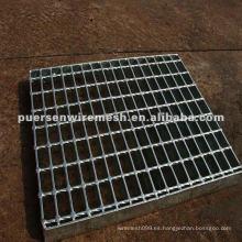 Fabricación de rejillas de acero galvanizado por inmersión en caliente (YB / T4001.1-2007)