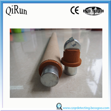 One of Hottest for Thickness Immersion Sampler Tips Rust-Proofing Cap Immersion Molten Steel Sampler export to Chad Factory