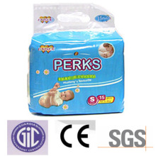 New Product High Quality Baby Care Diaper in 2015.