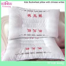 Material de capa de travesseiro 100% algodão Travesseiro protetor de pescoço para crianças