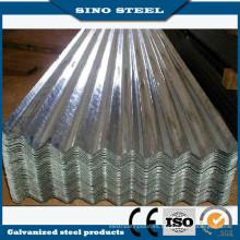 Hoja de acero corrugado de calidad superior con el mejor precio