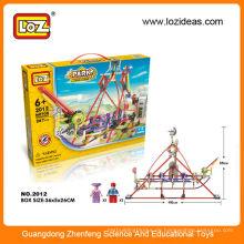 LOZ Vergnügungspark Fahrt Piratenschiff Spielzeug