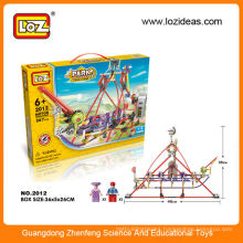 LOZ amusement park ride pirate ship toys
