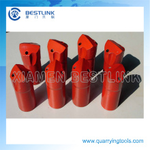 11 Degree Tapered Rock Drill Chisel Bits for Marble Quarrying