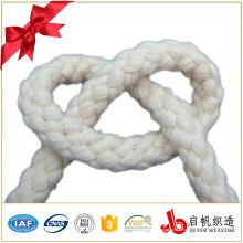Melhor venda de algodão tecido corda de sarja para vestuário