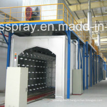 High Quality Painting Machine Coating Line for Bus
