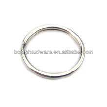 Fashion High Quality Metal Stainless Steel Split Key Ring