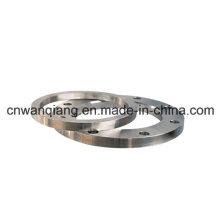 Flange de aço inoxidável da flange de ASME B16.5 Pj / Se