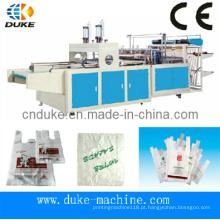 De Boa Qualidade Corte T-Shirt saco automático que faz a máquina (DFHQ-450X2)